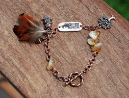 World Traveler Bracelet by kittykat01