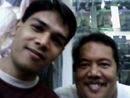 with Gerry Alanguilan by force2reckon
