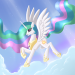 Celestia by Darkselia