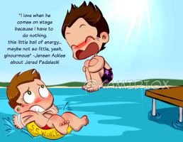 Jensen loves Jared 04 by KamiDiox