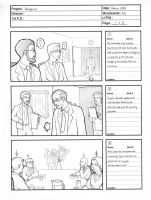 Dangerous storyboards, pg. 1 by silentsketcher