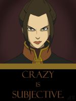 Crazy is Subjective by GuardianDragon1