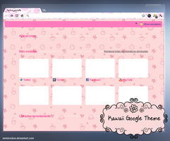 Kawaii  Theme by xxmsrockxx