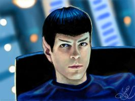 Spock by Paradiss2009