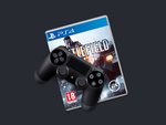 Playstation 4 icon by AdrianFahrbach