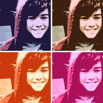 Harry Styles: Warhol by lipstick-and-tictacs