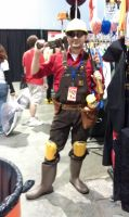 AZ 2012 - Red Engineer by Belle43