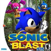 Sonic (3D) Blast - A Dreamcast cover. by EternalInsanity787