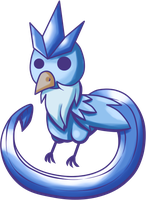 Articuno by FlareMor