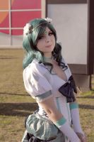 Victorian Sailor Neptune - Cosplay by Thecrystalshoe