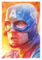 The Avengers - Captain America by acjub