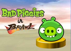 Bad Piggies join the Brawl by rabbidlover01