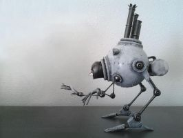 Steam Walker 3 by e47art