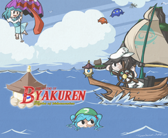 The Legend of Byakuren TPoB by Toyoburrito