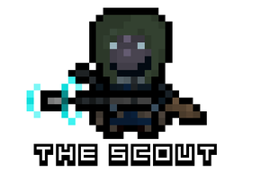 The Scout - Ghost Recon Future Soldier by Pixel-League