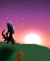 And the sun will set for you.. by ToxicSerpent