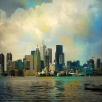TorontoHarbour by horstdesign