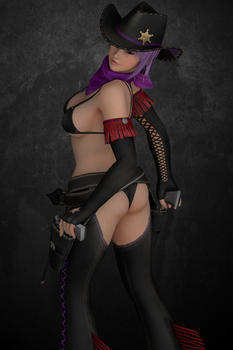 Dead or Alive's Ayane 9 by SinfulDesireENT