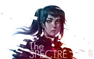 The Spectre by mqken