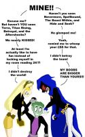 Fighting for BB by JodiTheWitch