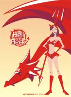 Hell and Beck by ion-rei