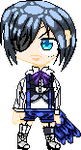 Pixel Chibi Doll Ciel Phantomhive Book Of Circus by Bloody-Prison-Rose