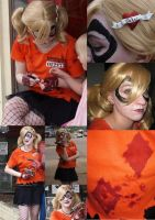Harley Quinn  Cosplay by CindTheSarkany