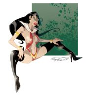 Vampirella made 4 fun by makampo