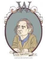 Peter Pettigrew by CoalRye