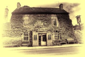 The Rockingham Arms... by TheBaldingOne