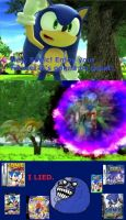 Classic Sonic's Future by NarutoDude96