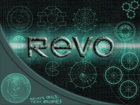 Revo's-Circle-Tech-Brushes-08 by RevO-GFX