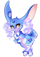 space bun DTA entry by exitoricanBean