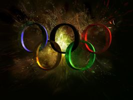 Olympic Rings by sergo321