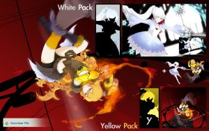 WY Package kit [RWBY] by devilhaunt