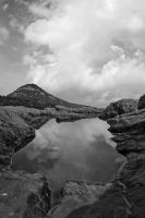Grandfather Mtn Reflected 2 by rdswords