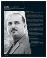 Interview with Adel AlAbbasi in Signature Magazine by Adel-Alabbasi
