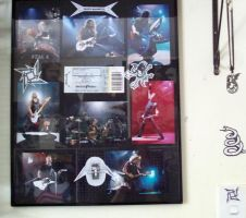 Mini collage in honour of my first Metallica show by ChloeRockChick14