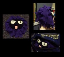 Iggy the gastly by ACrowsCollection