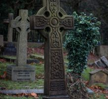 Putney Vale and Kensal Green Cemeteries 6 by Elfsire