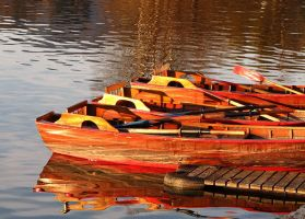 Bled Boat II by Gianni36
