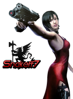 Ada Wong - Render 2 by snakeff7