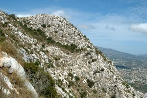 Calp Mountainside by BlokkStox