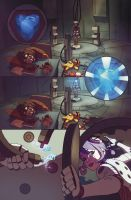 Fall Out Toy Works issue 2 page 13 by DeevElliott