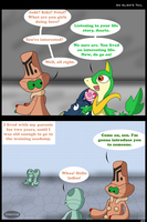 An Alien's Tail: Page 25 by Fishlover