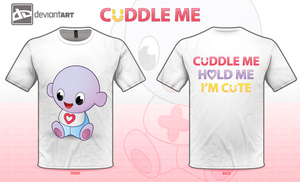 Cuddle Me by Itching2Design