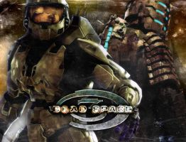 H3 Dead Space Wall by OnHandsAndKnees