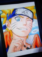 Naruto by Andre-Borges