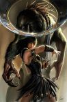 xena old cover by nebezial