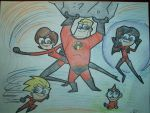 The Fairly Odd Incredibles by goldfish078